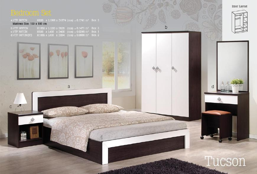 tucson bedroom set available on display in showroom 19 900 vat