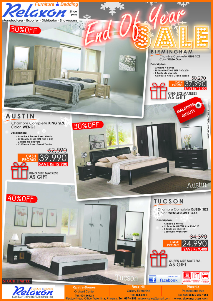 Promos Relaxon Group