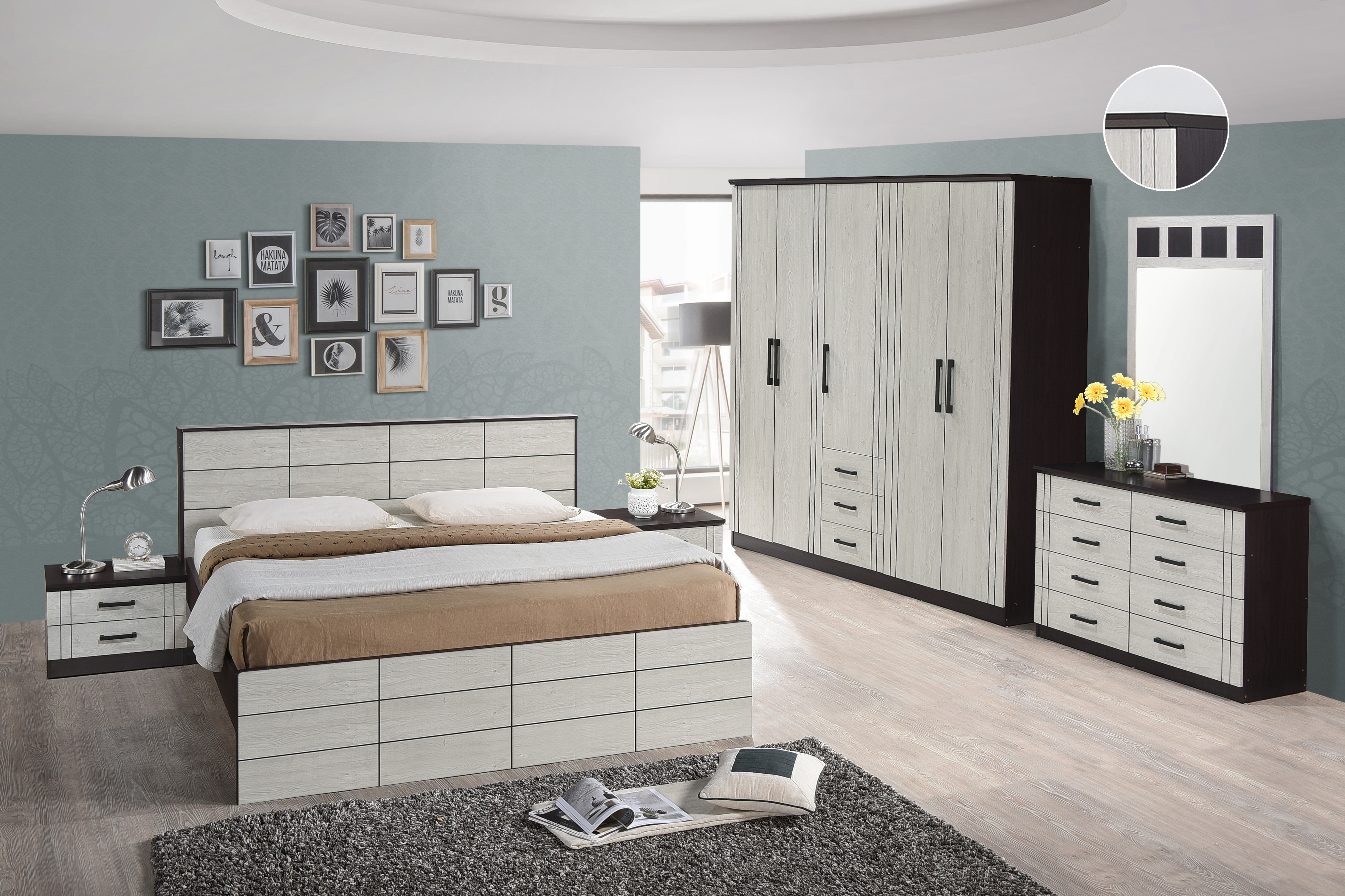 King Size Bedroom Sets Relaxon Group